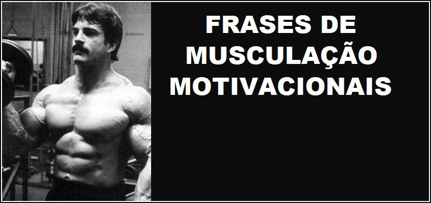 Frases De Treino Na Academia: 31 Melhores Frases De Musculação Motivacionais