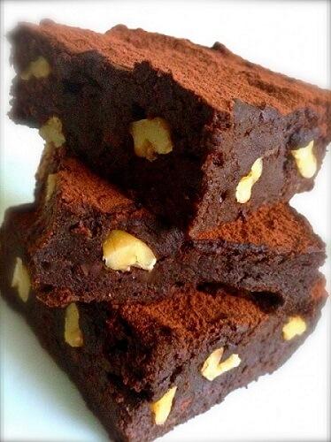 Receitas Anabólicas - Barra de Brownie