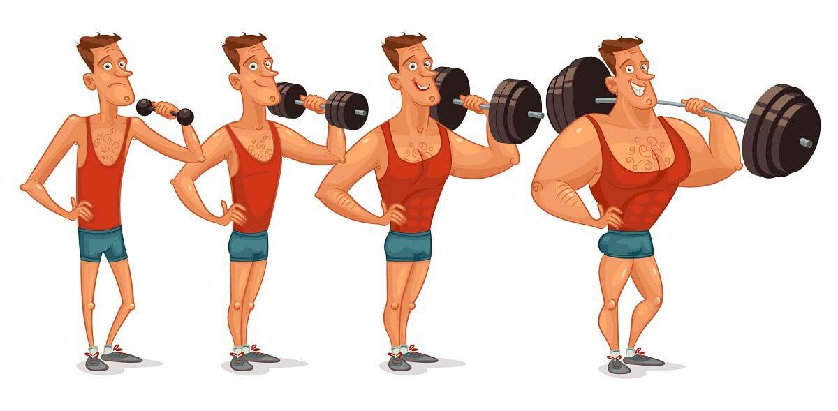 Estimulantes de apetite e o ganho de massa muscular