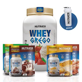 Whey protein é bom para ganhar massa muscular